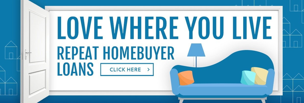 Find Out More About the Repeat Homebuyer Program