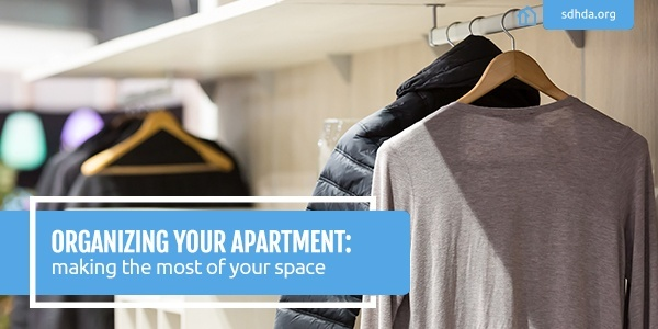 Organizing Your Apartment: Making the Most of Your Space